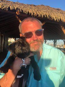 One of Blue Water RV Resort's favorite guests