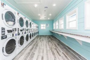 Laundry at Blue Water RV Resort