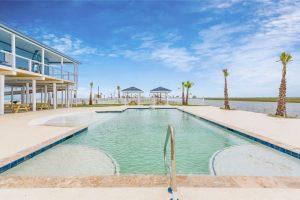 Blue Water RV Resort pool
