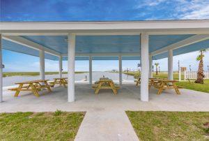 Blue Water RV Resort Pavilion